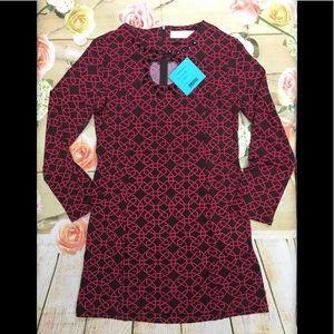 BOGO 1/2 OFF tracy Negoshian ginger octagon dress